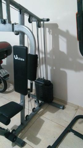 Estação de musculação - Foto 3