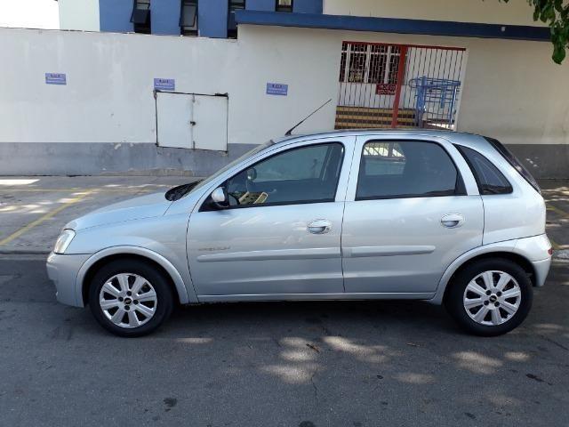 GM-Corsa Hatch 09 Premium 1.4 Flex, Troco e Financio - Foto 2