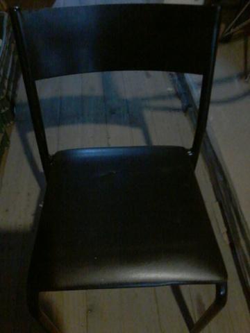 (Barbada) Conjunto de mesas e cadeiras 0,80cm x0,80cm - Foto 3