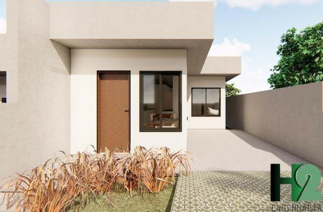 Alto de Potecas Casa 2 Dormitórios Portão Blindex - Foto 3