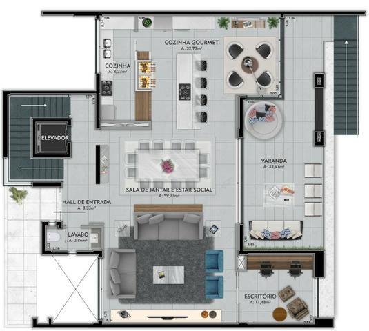 Oferta Union Imóveis! Casas em condomínio de alto padrão a venda, próximo à Randon - Foto 5