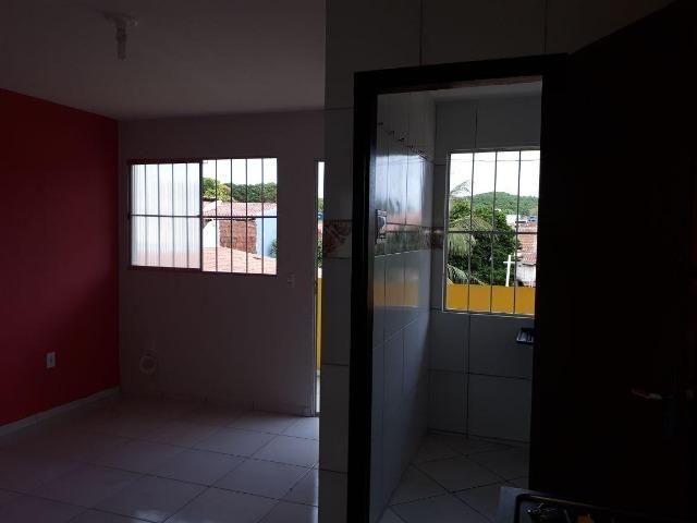 Alugo Excelente Kitnet Em Ponta Negra Com 1Quarto, Aluguel R$ 580,00