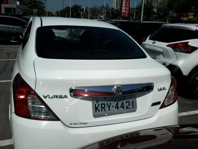 Nissan VERSA 16SL CVT 4P - Foto 4