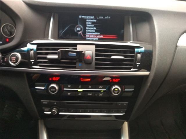 Bmw X3 2.0 20i 4x4 16v gasolina 4p automático - Foto 9