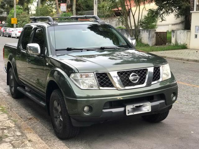 NISSAN FRONTIER LE 4x4 aut Diesel