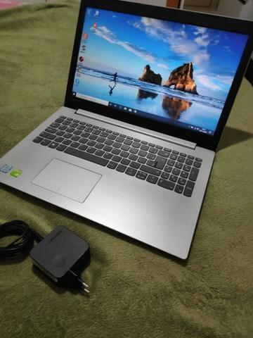 Aceito Trocas - Lindo Notebook Lenovo 15.6 Fullhd i5 7a geração 8gb 1Tb Placa Video 2Gb!