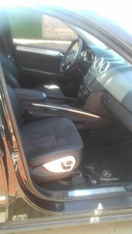 Suv mercedes benz ml350 4x4 60.000 ou troco por veículo de menor valor - Foto 4