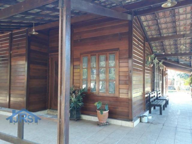 Chácara com 3 dormitórios para alugar, 3264 m² por R$ 5.800/mês - Suru - Santana de Parnaí - Foto 18
