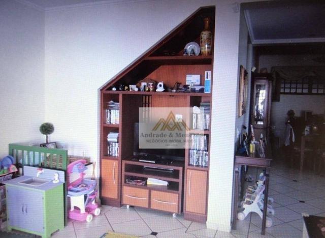 Sobrado com 4 dormitórios à venda, 249 m² por r$ 650.000 - jardim das acácias - cravinhos/ - Foto 3