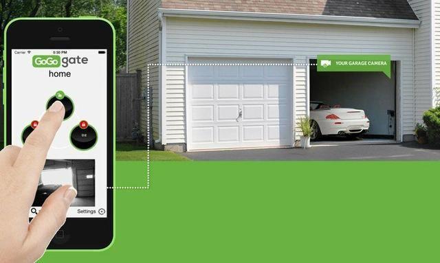 Abra o portão da sua casa pelo seu celular