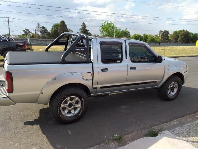 Nissan frontier 4x4 se diesel 2005