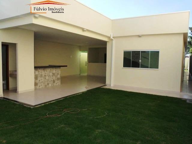 Lindissima! Moderna! Casa com 3 Qtos na rua 6, Vicente Pires! - Foto 10