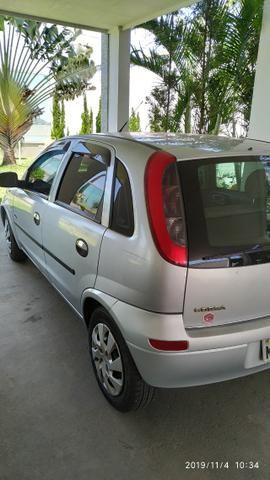Corsa Maxx 2007, completo., Único dono - Foto 3