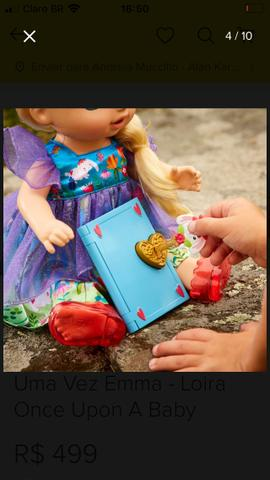 Baby alive once upon - Foto 4