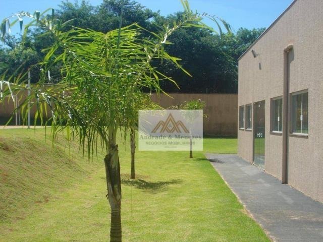 Terreno à venda, 200 m² por r$ 78.000 - condomínio verona - brodowski/sp - Foto 13