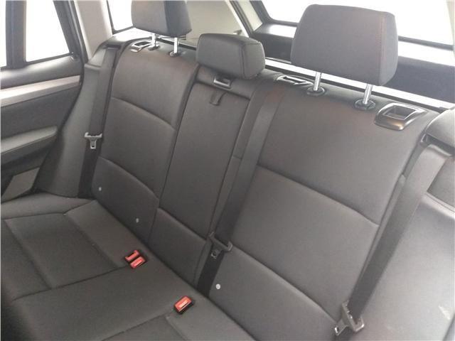 Bmw X3 2.0 20i 4x4 16v gasolina 4p automático - Foto 7