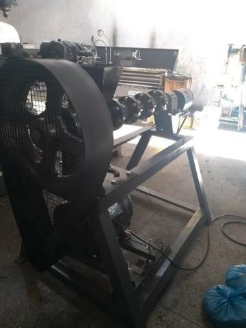 Extrusoras para Ração a partir de 50KG H (Boia) Completa dosador/misturador - Foto 2