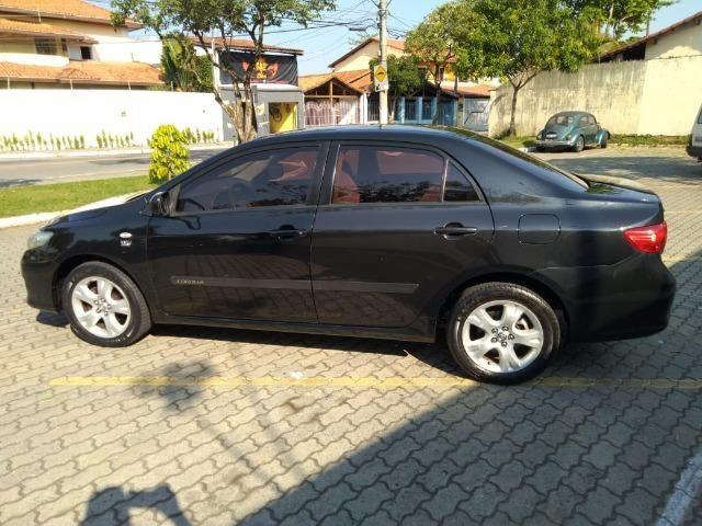 Corolla 1.8 Flex GLi automático 2010