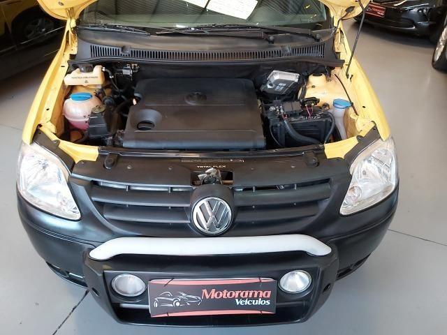 Vw - Volkswagen Crossfox 1.6 Completo - Foto 8