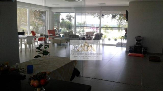 Sobrado com 3 dormitórios à venda por r$ 1.400.000 - distrito industrial - cravinhos/sp - Foto 20