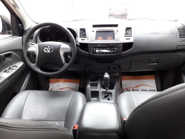 Toyota Hilux SRV Automatica Top de linha