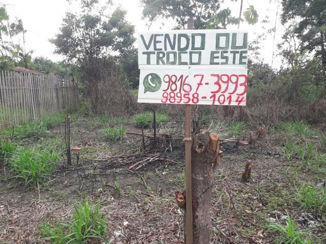Vendo ou Troco (Um Terreno em Benfica) - Foto 2