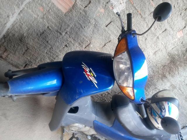 Honda BIZ 100CC. Toda Original. Aceito Parcelament - Foto 3