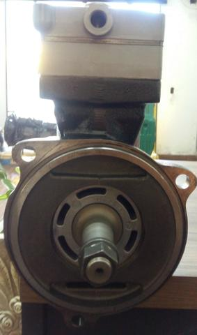 Compressor de ar do FH D13 Reman - Foto 4