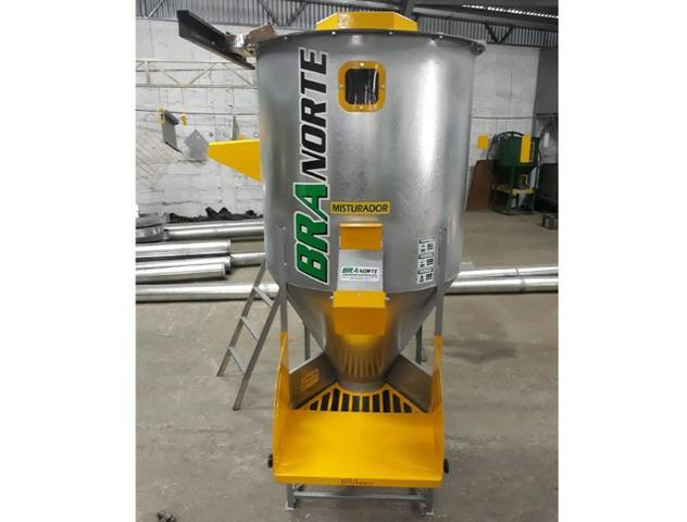Misturador Vertical 600 litros - Foto 2