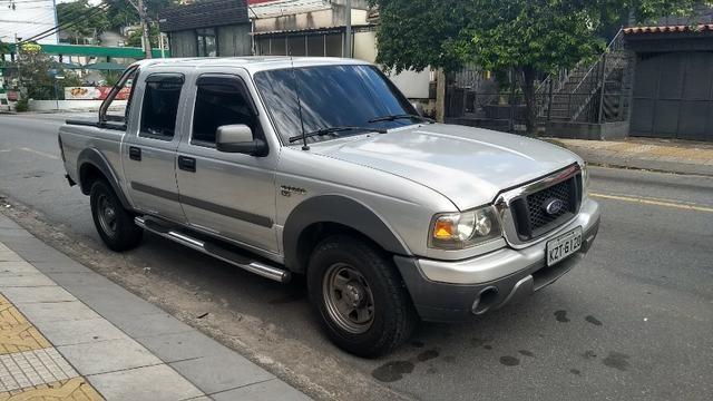 Ford Ranger XLS com GNV 2.3 Completa