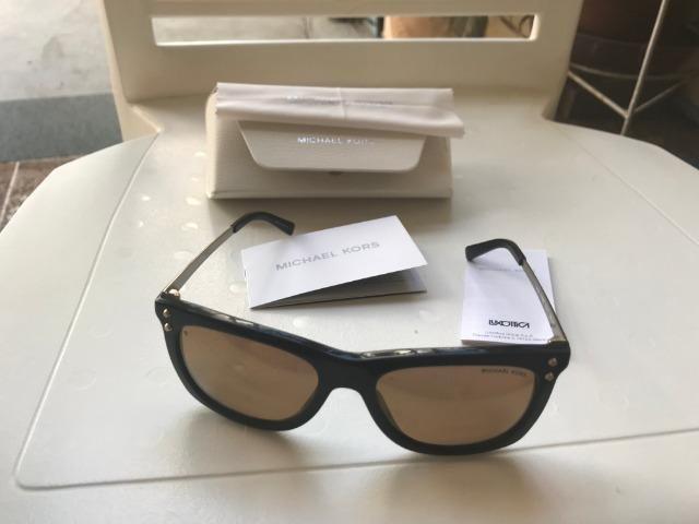 Óculos Michael Kors novo com lente Polarizada - Bijouterias ... 50317f01b1