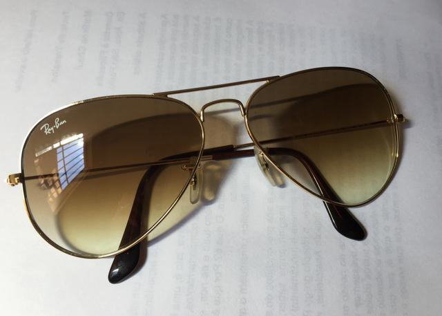 1a411ee1cd471 Ray- ban aviator polarizado - Bijouterias, relógios e acessórios ...