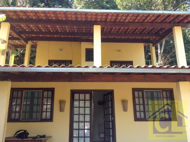 CL 01- Casa na Ilha de Itacuruçá Mangaratiba-RJ com fantástica vista para o mar - Foto 2