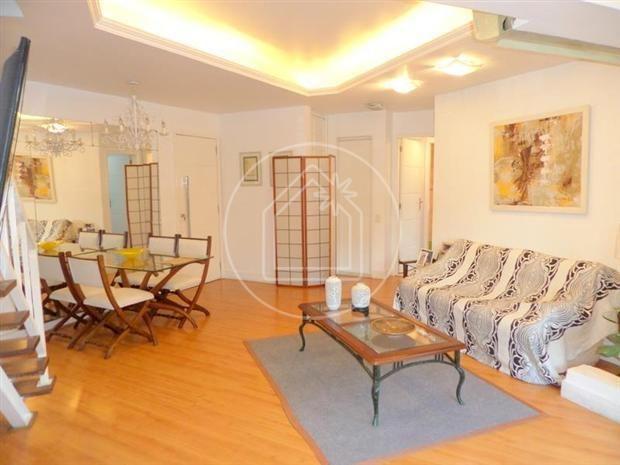 Apartamento à venda com 3 dormitórios em Gávea, Rio de janeiro cod:849493 - Foto 2