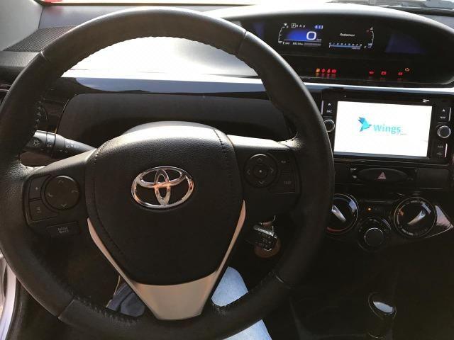 Toyota Etios sedan xls 1.5 automatico 2017 zero de entrada - Foto 4