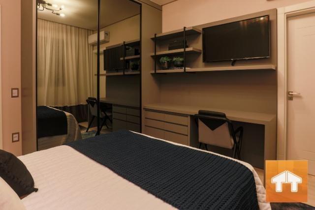 Apartamento Quadra Mar com 04 suítes - Mobiliado e decorado - Meia praia Itapema SC - Foto 8