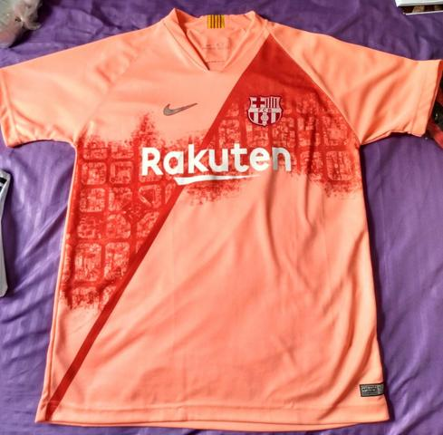 83c043aa90a2a Camisa Barcelona tamanho G - Roupas e calçados - Jardim Ansalca ...