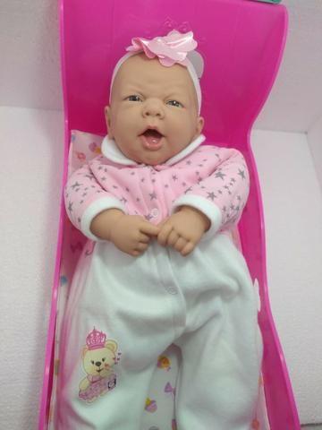 2f65acc374 Boneca Bebê Reborn Parece Bebê de Verdade - Artigos infantis ...