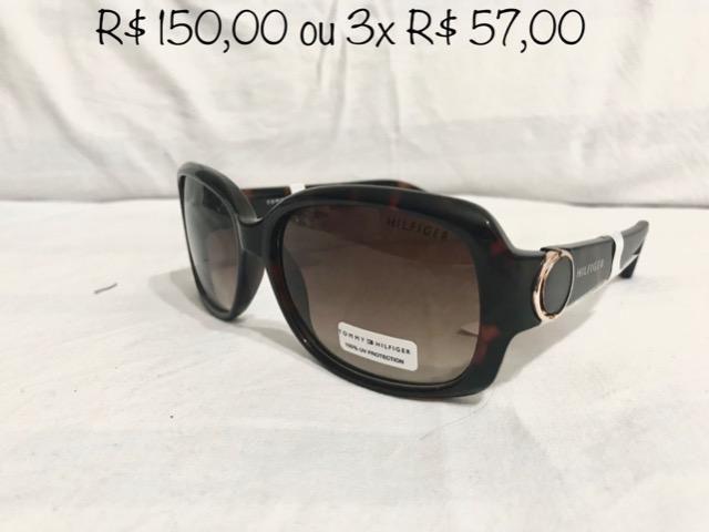 0c6cc236b Óculos de Sol Tommy Hilfiger Novos - Bijouterias, relógios e ...