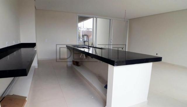 VF Sobrado casa com piscina Golden Park Hortolândia 3 quartos sendo 1 suite com closet - Foto 2