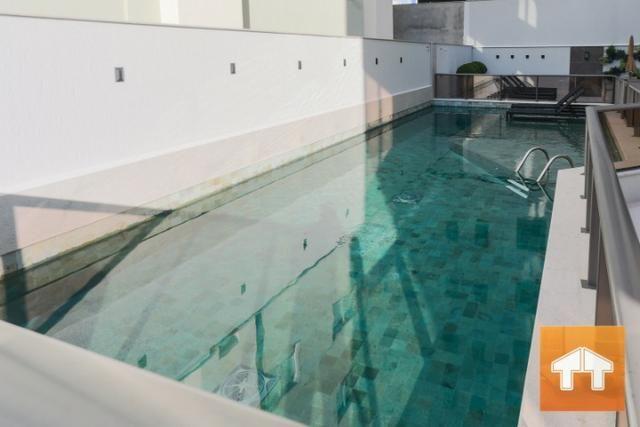 Apartamento Quadra Mar com 04 suítes - Mobiliado e decorado - Meia praia Itapema SC - Foto 15