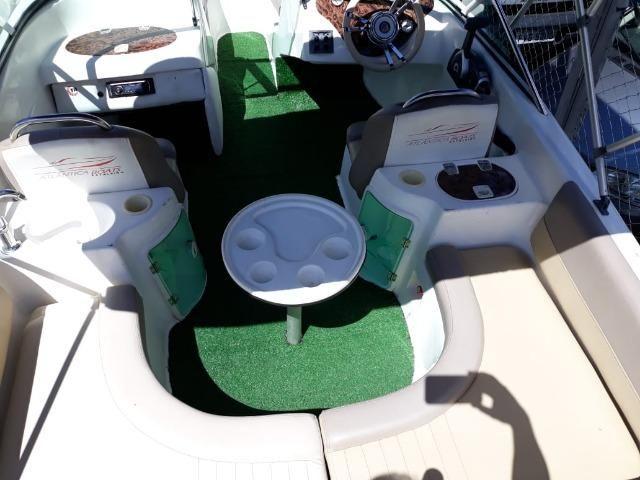 Lancha Atlantic Boat 16 Pés Motor 60Hp - Foto 7