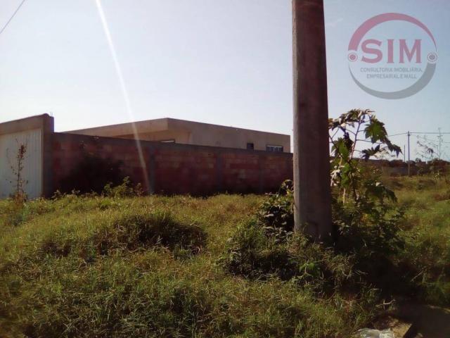 Terreno à venda, 420 m² por r$ 80.000 - guriri - cabo frio/rj - Foto 8