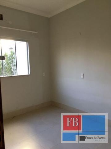 Casa  com 3 quartos - Bairro Setor Residencial Granville I em Rondonópolis - Foto 10