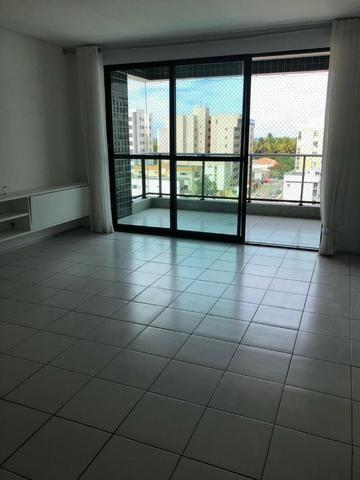 Apt de 126 m², na Jatiúca, 3 suítes + DCE, 2 vagas, só 640 mil! - Foto 4