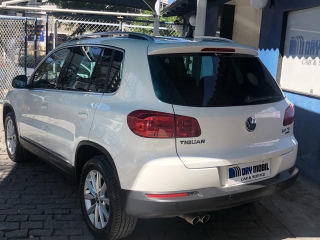 VW Tiguan 2.0 - Modelo 2014 - Super Conservada - Foto 13
