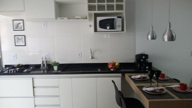 Quer sair do aluguel?? Aptos com 2 Qtos c/ área de lazer pronto p/morar em Valparaíso GO - Foto 18