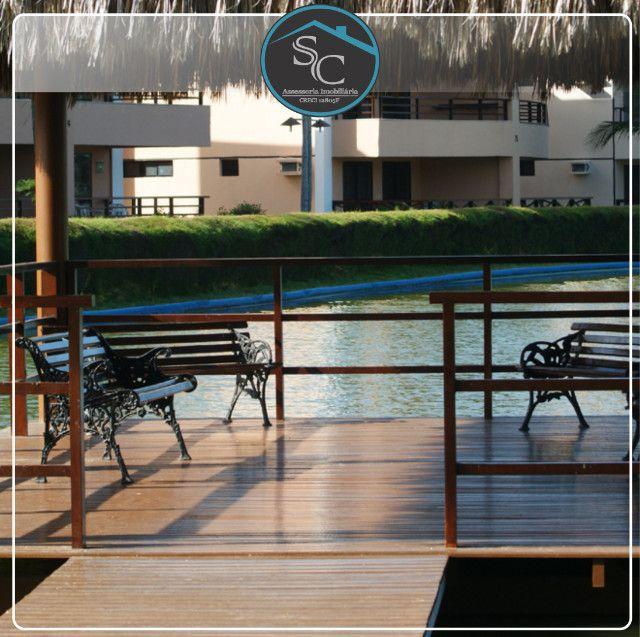 Acquaville Resort Porto das Dunas ótimo investimento - Foto 8