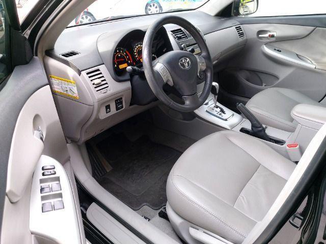 Toyota Corolla Sedan 2.0 Dual VVT-i XEI (aut)(flex) 2012 - Foto 7