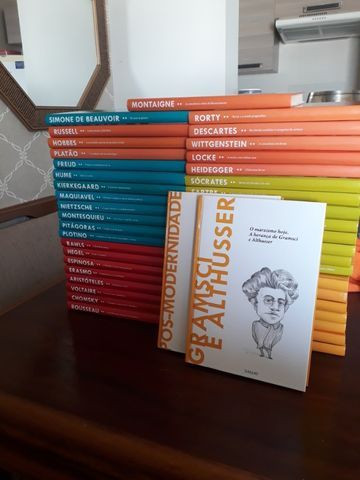 Livros de Filosofia - Foto 4